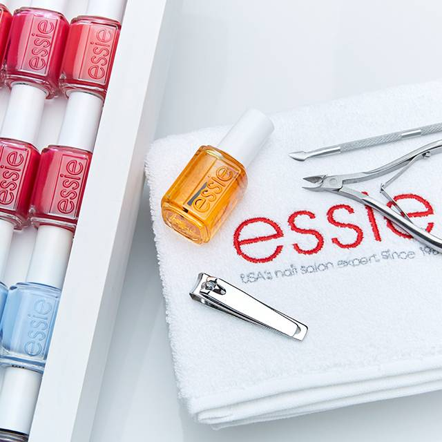 the perfect essie manicure is in your hands