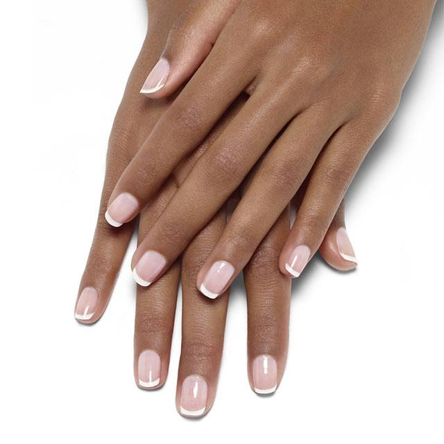 mademoiselle french manicure